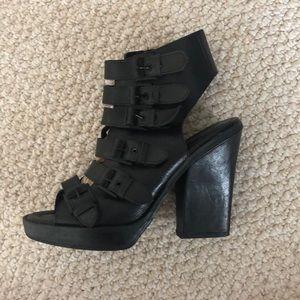 Aldo Buckle Heels